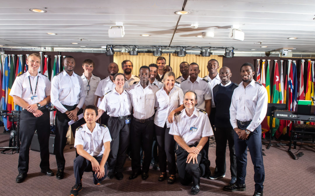Building Capacity in Mercy Ships Maritime Crew