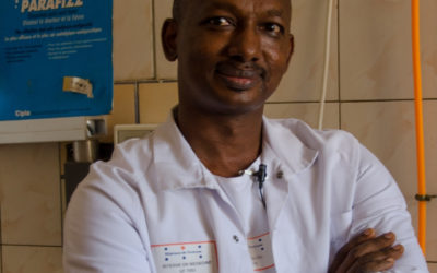 Heroes of Healthcare: Learn the Latest with Professor Raphiou Diallo