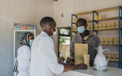 Mercy Ships Food for Life Program Changing Lives in Senegal, One at a Time