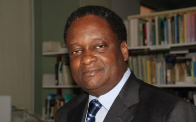 """Celebrating Africa Day with Dr. Pierre M'Pelé: """"We have to believe in Africa"""""""