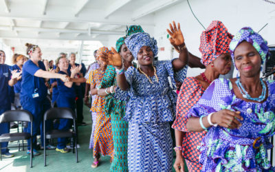 From Shame to Celebration: Mercy Ships Women's Health Program