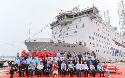 Mercy Ships enters a new chapter: