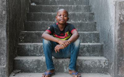 A Smile That Shines: Sekouba's Story
