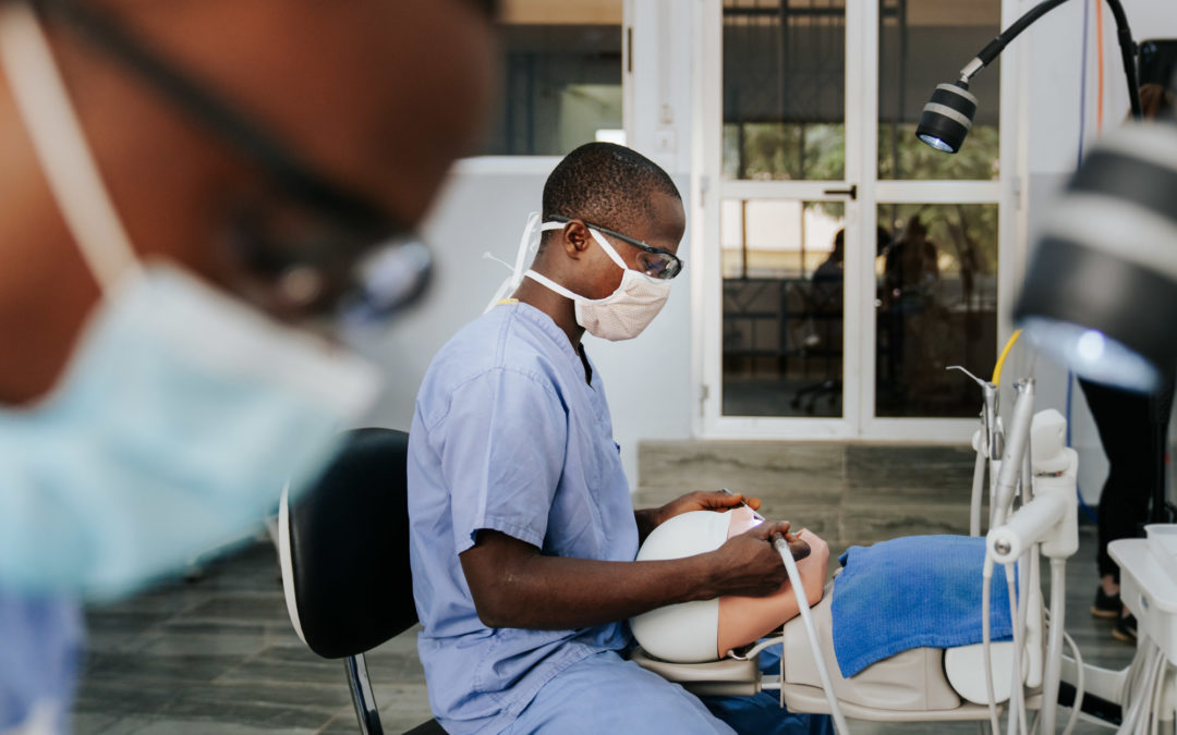 Meet Francois: Gamal Dental Student Shares His Story