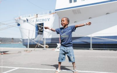 Hope, Healing, And An Open Door: Aliou's Story